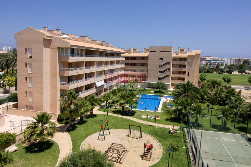 Apartment -                                       Playa De Albir -                                       1 bedrooms -                                       2 persons