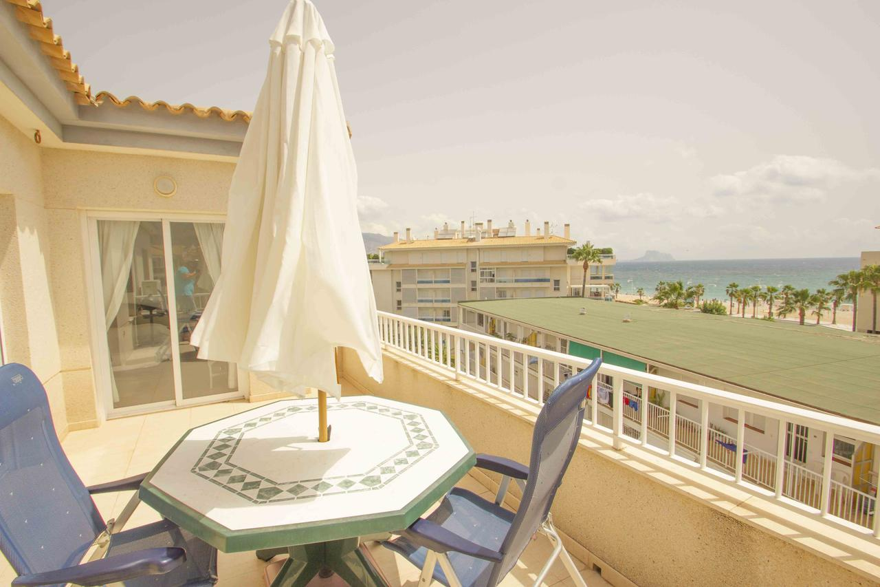 Penthouse -                                       Playa De Albir -                                       3 bedrooms -                                        persons