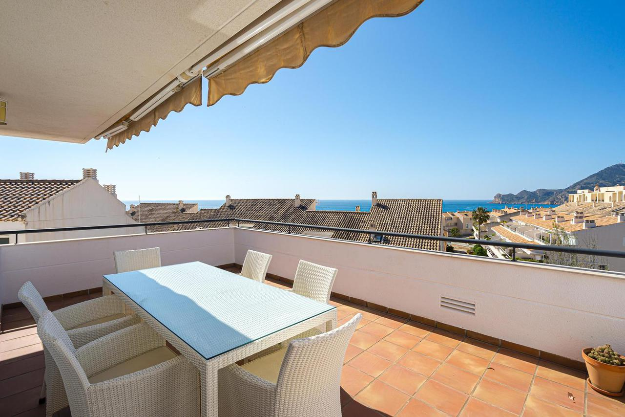 Apartment -                                       Altea -                                       2 bedrooms -                                       4 persons