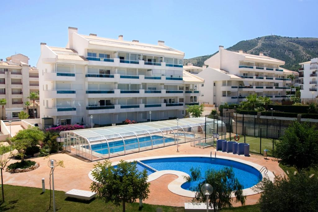 Penthouse -                                       Playa De Albir -                                       3 bedrooms -                                       6 persons