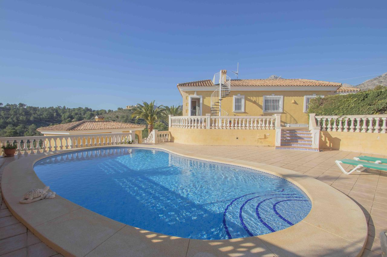 Villa -                                       La Nucia -                                       5 bedrooms -                                       0 persons