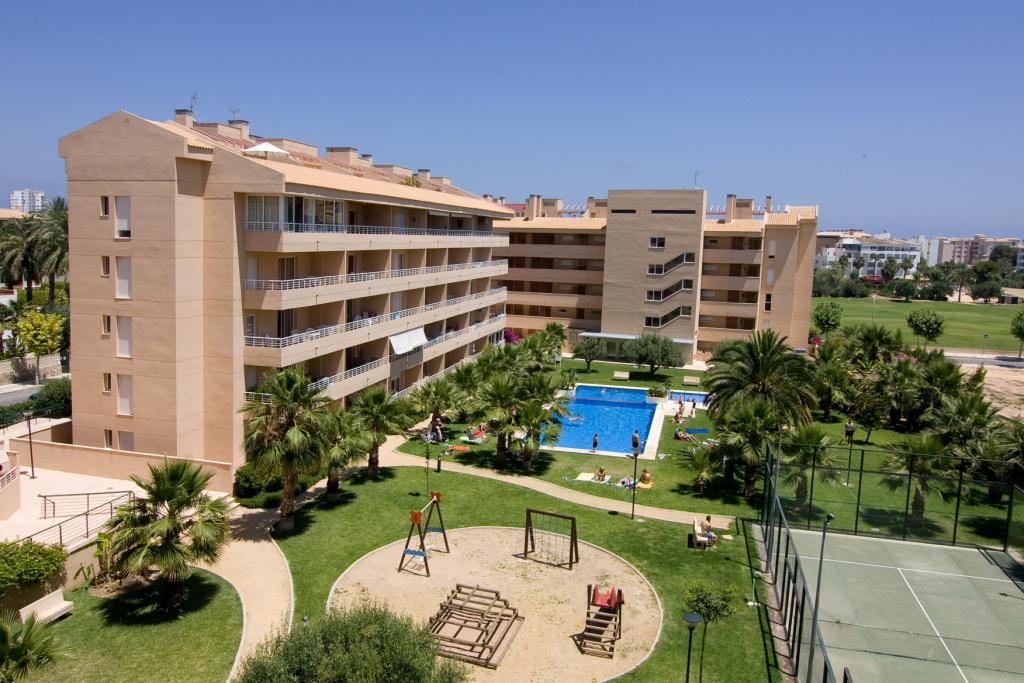 Apartment -                                       Albir -                                       3 bedrooms -                                       6 persons