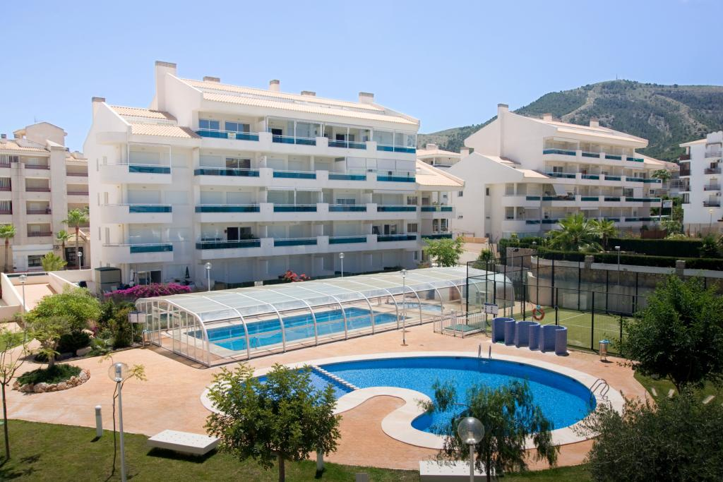 Apartment -                                       Playa De Albir -                                       2 bedrooms -                                       4 persons